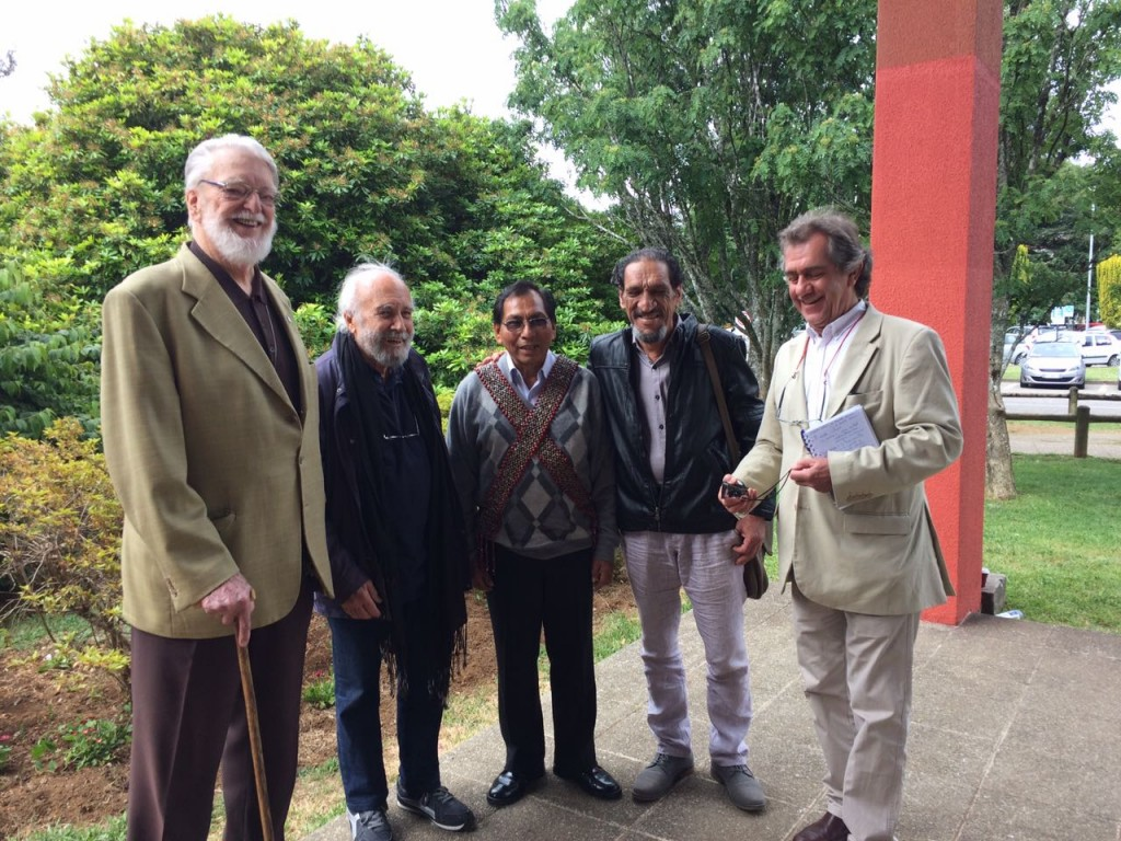 Inolvidable experiencia de la mano de cinco maravillosos seres humanos y galardonados RLA.